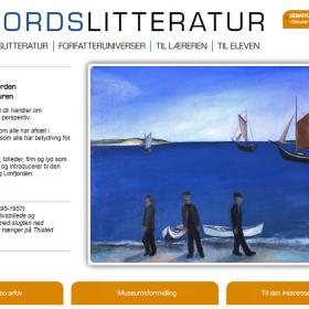 Limfjords litteratur - print screen